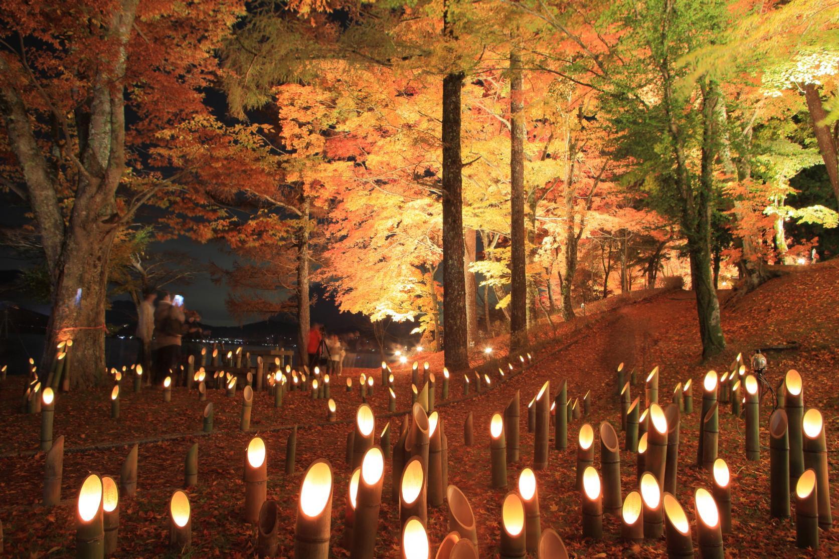 Event to be held at Lake Yamanakako Area