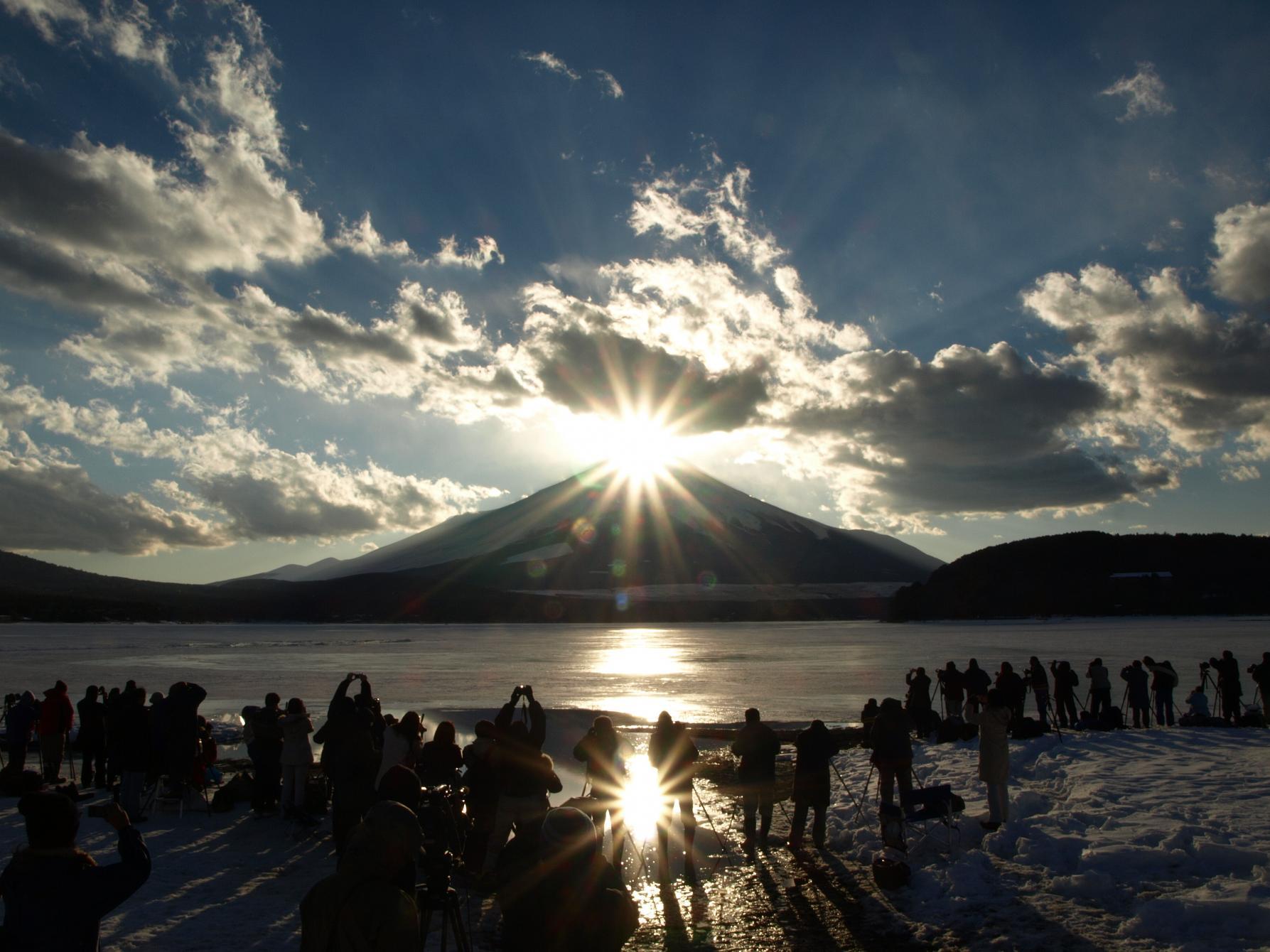 ダイヤモンド富士を見るための準備-0