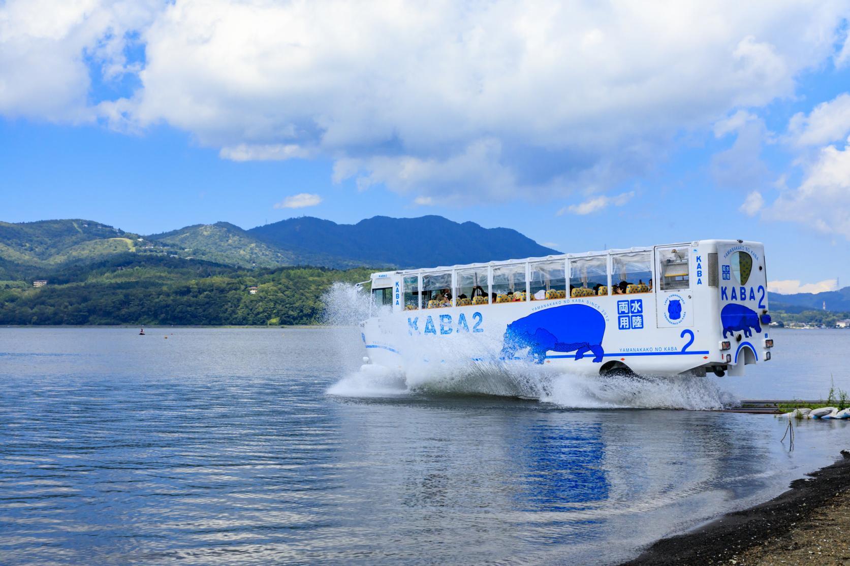 山中湖にはアクティブに遊べるスポットが満載!-1