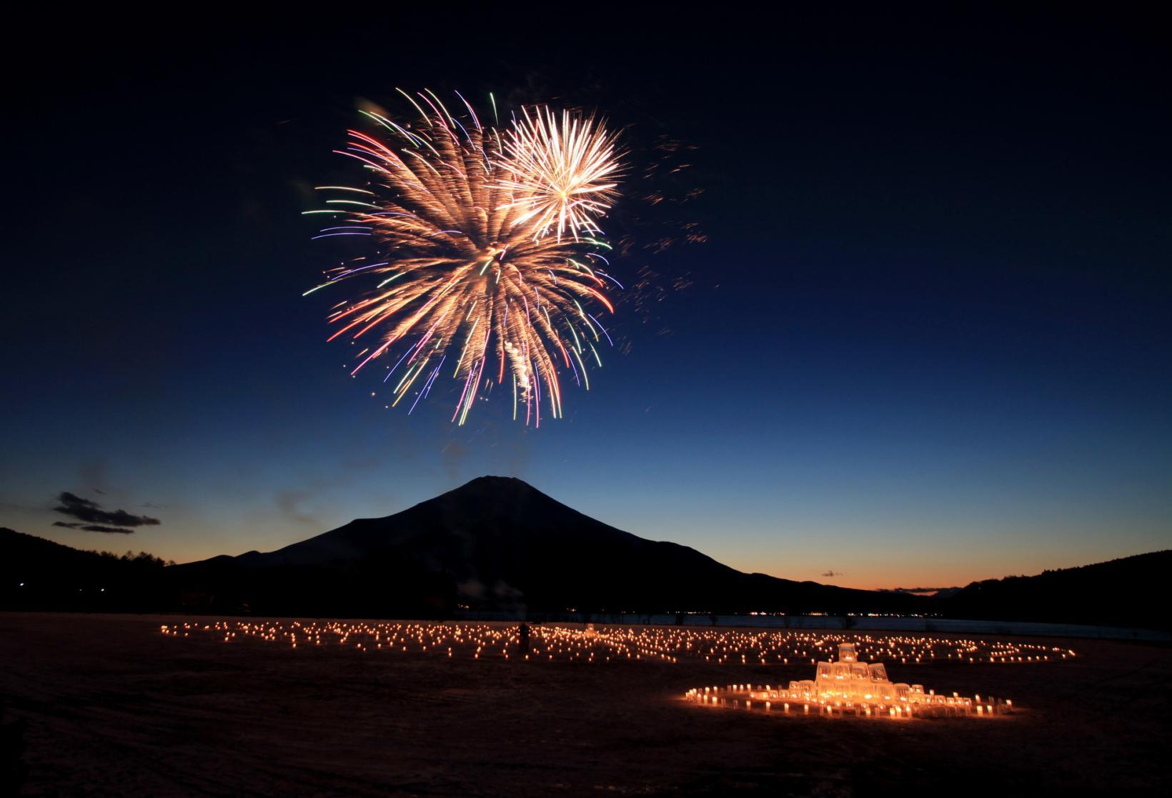 Event to be held at Lake Yamanakako Area-5