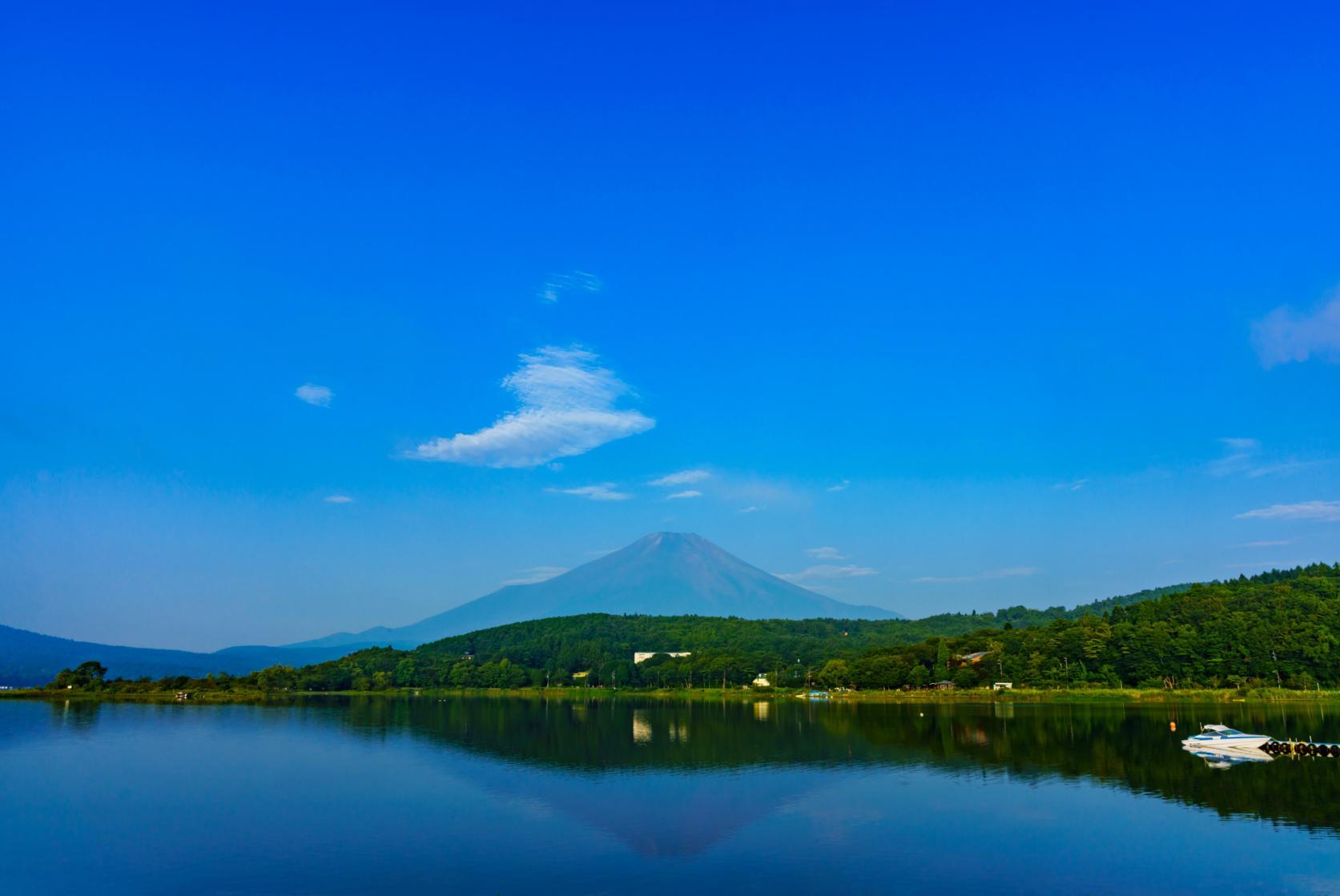 山中湖がロケ・撮影に選ばれる理由-0