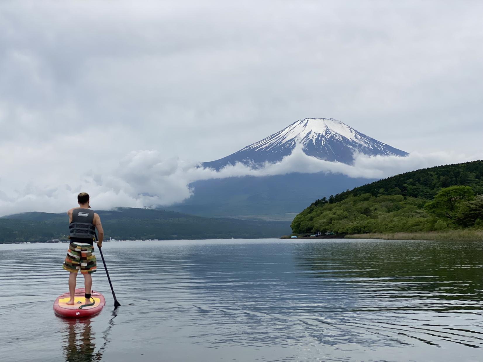 山中湖といえば・・・!自然と戯れよう!-0