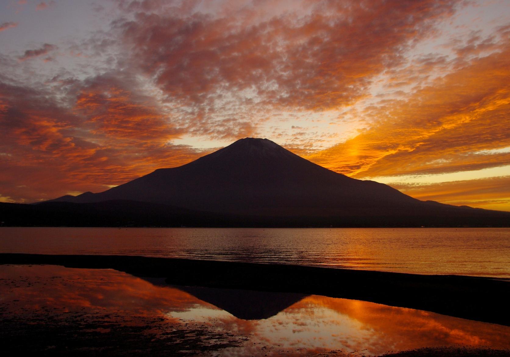 山中湖フォトグランプリ 2009年度 入選作品-1