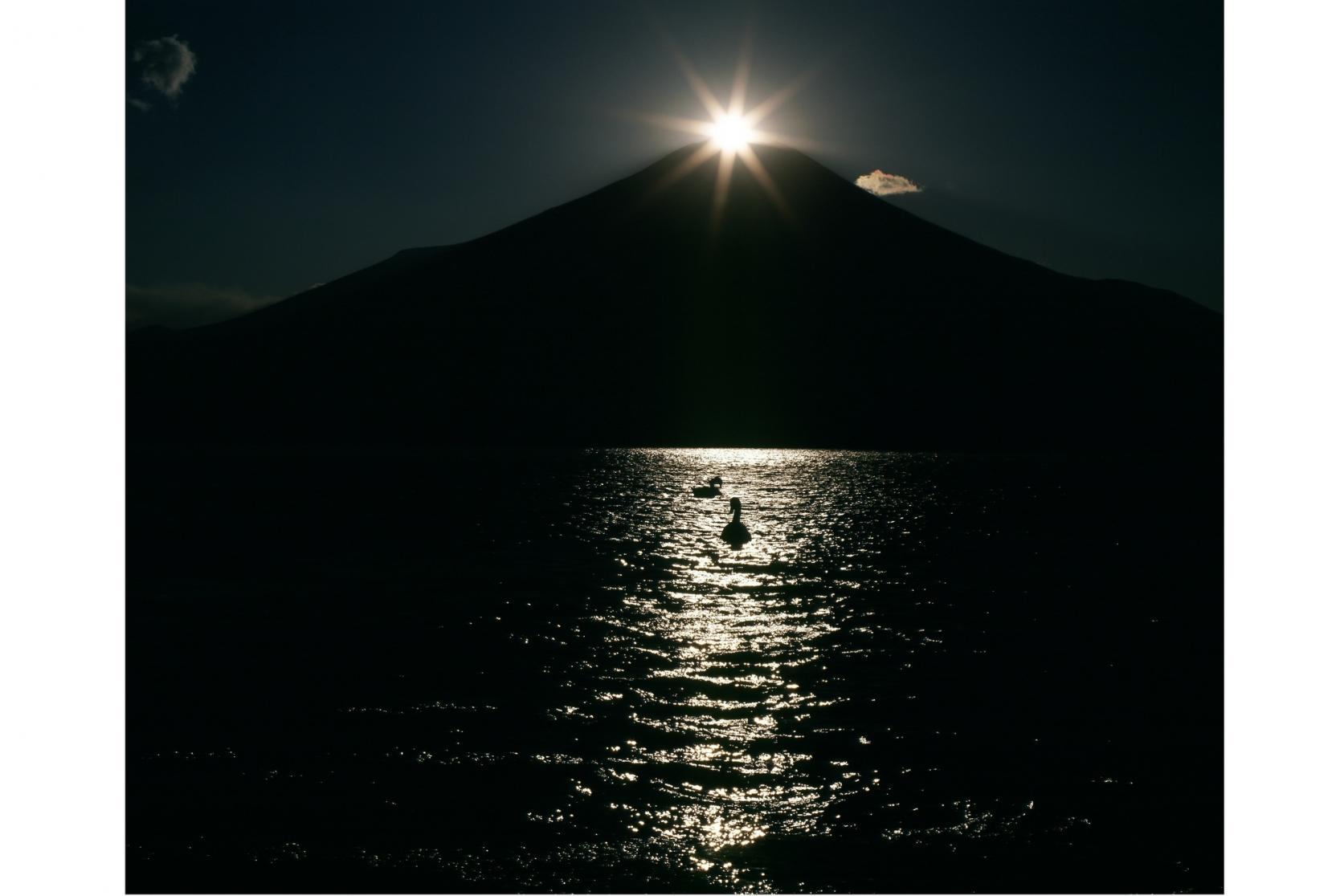 山中湖フォトグランプリ 2007年度 入選作品-1