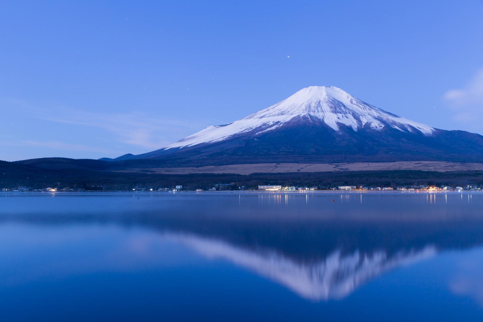 はじめての山中湖-1