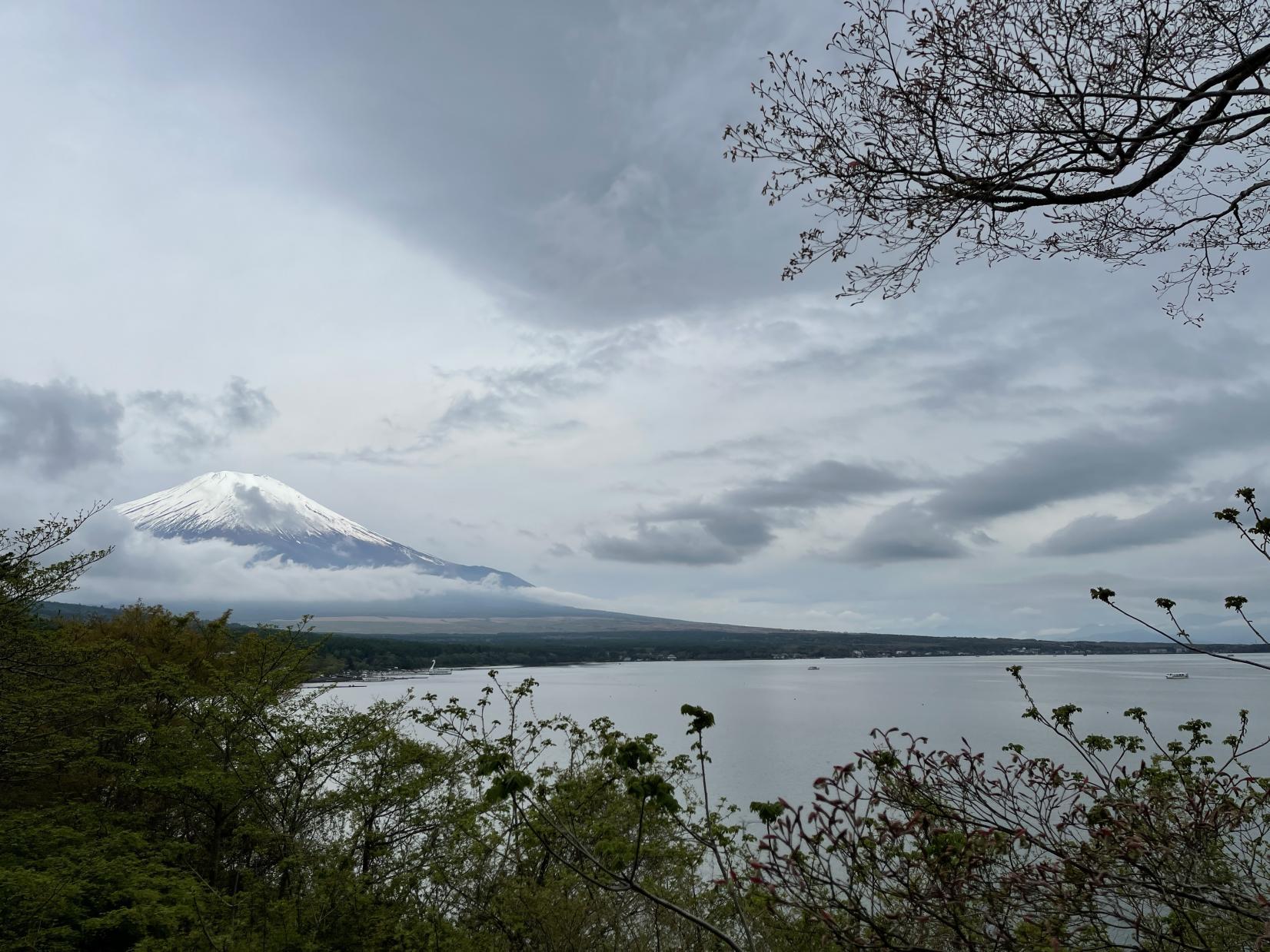 山中湖で楽しむ ルーツ&アドベンチャーツーリズム-1