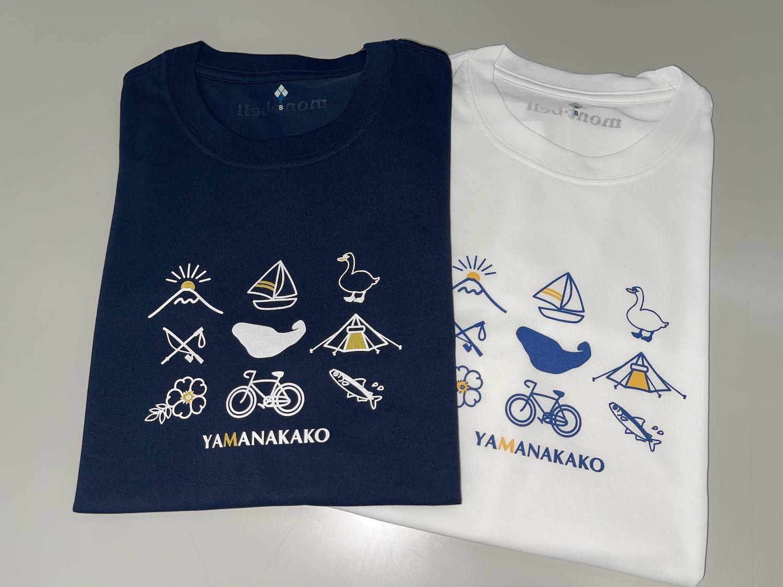 オリジナルTシャツは3色展開-1