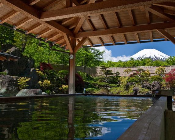 山中湖温泉 紅富士の湯-2