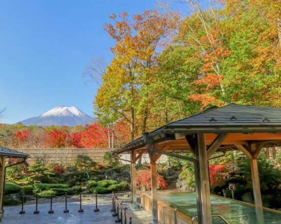 山中湖温泉 紅富士の湯-1