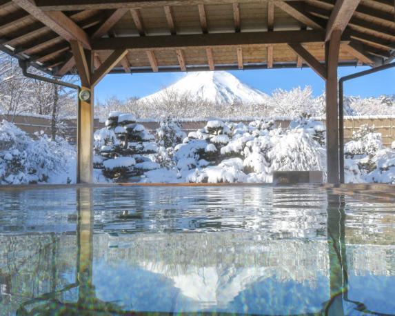 Benifuji no yu (Hot Spring)-5