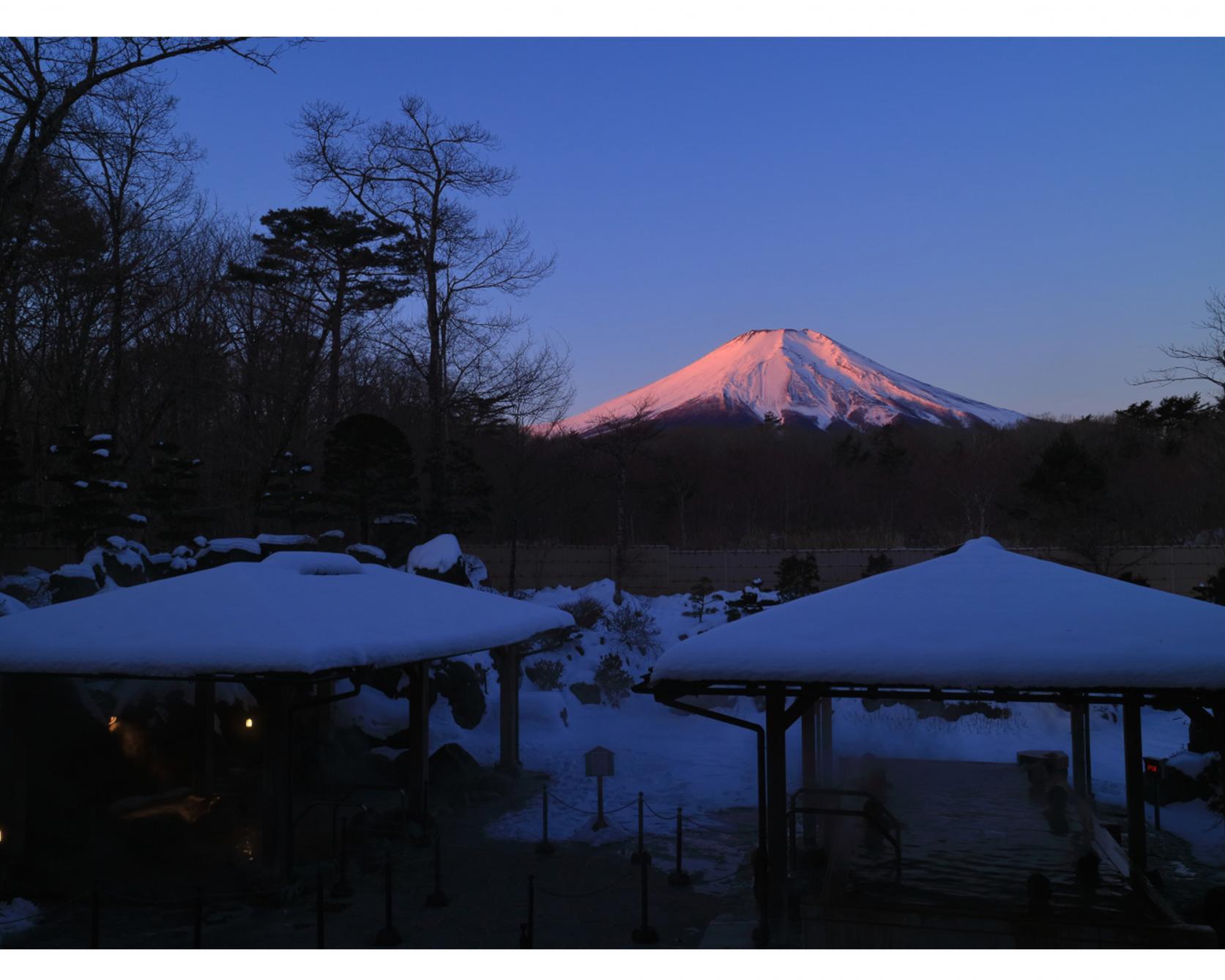 山中湖温泉 紅富士の湯-3