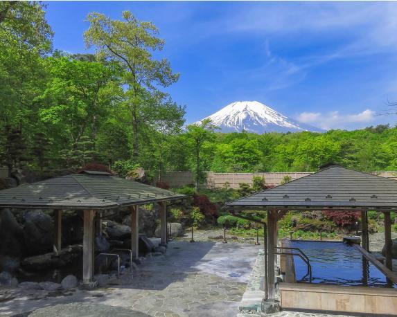 山中湖温泉 紅富士の湯-0