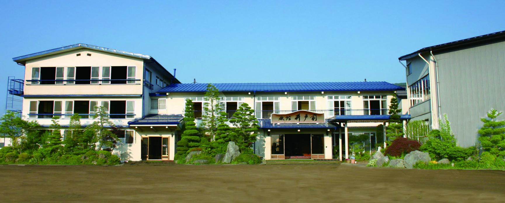IDOMAE COZY/井戸前旅館-1