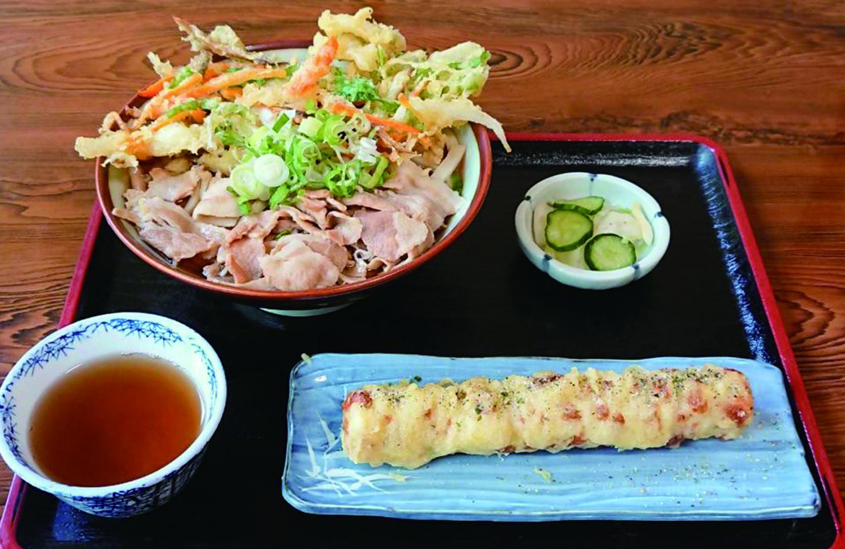 麺処 天めん-1