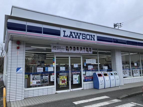 ローソン山中湖石割店-0