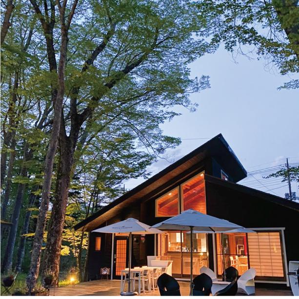 Forest Villa YAMANAKAKO-1