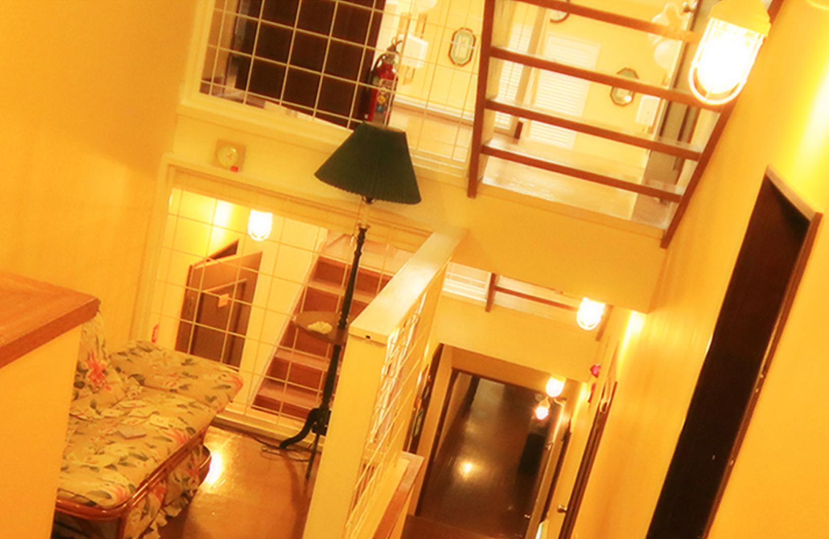 ペンション&貸別荘 ステップハウス-1