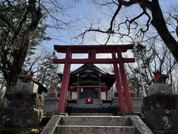 Yamanaka Deguchi Inari Jinja(Shrine)-2