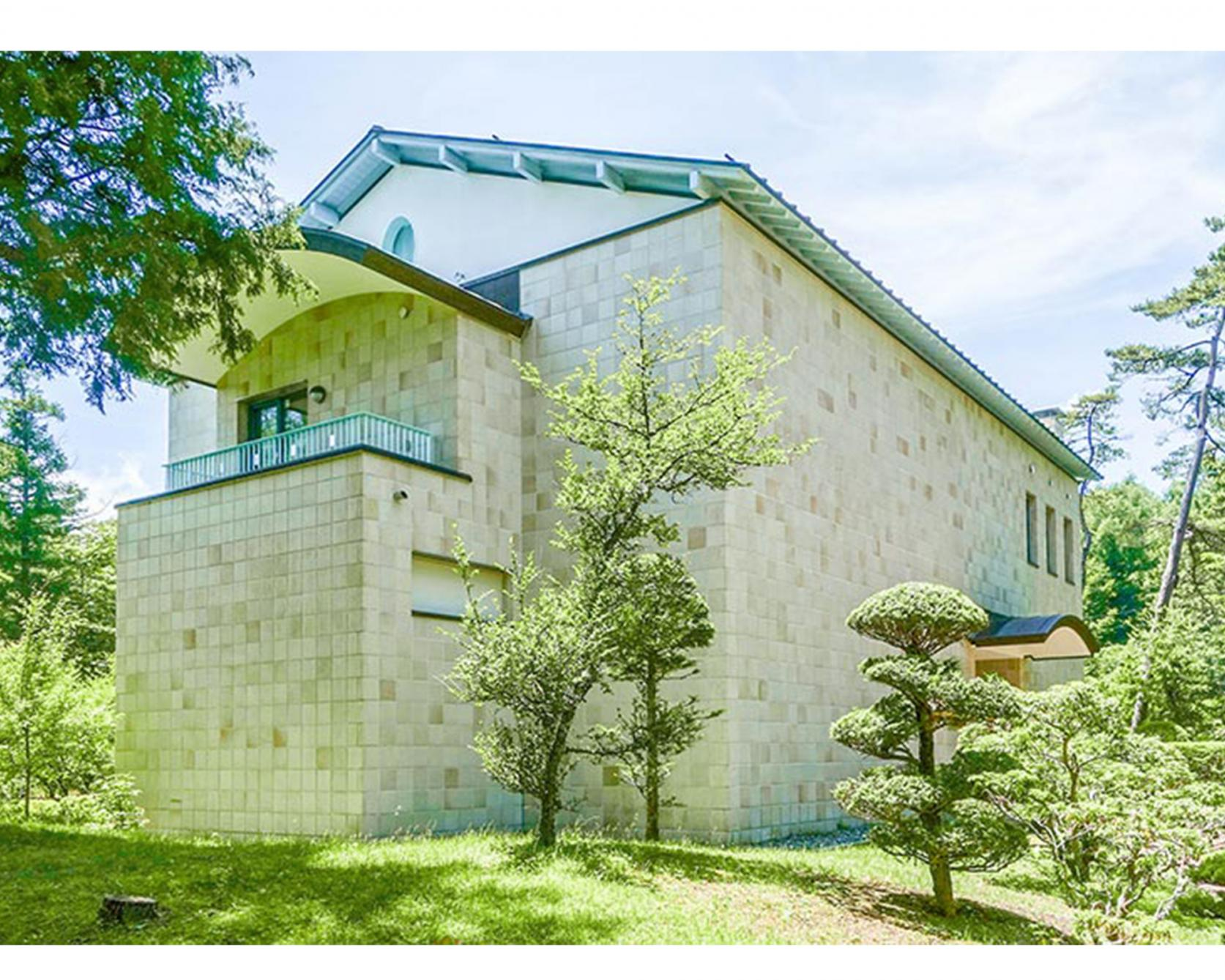 Yukio Mishima Literary Museum-1