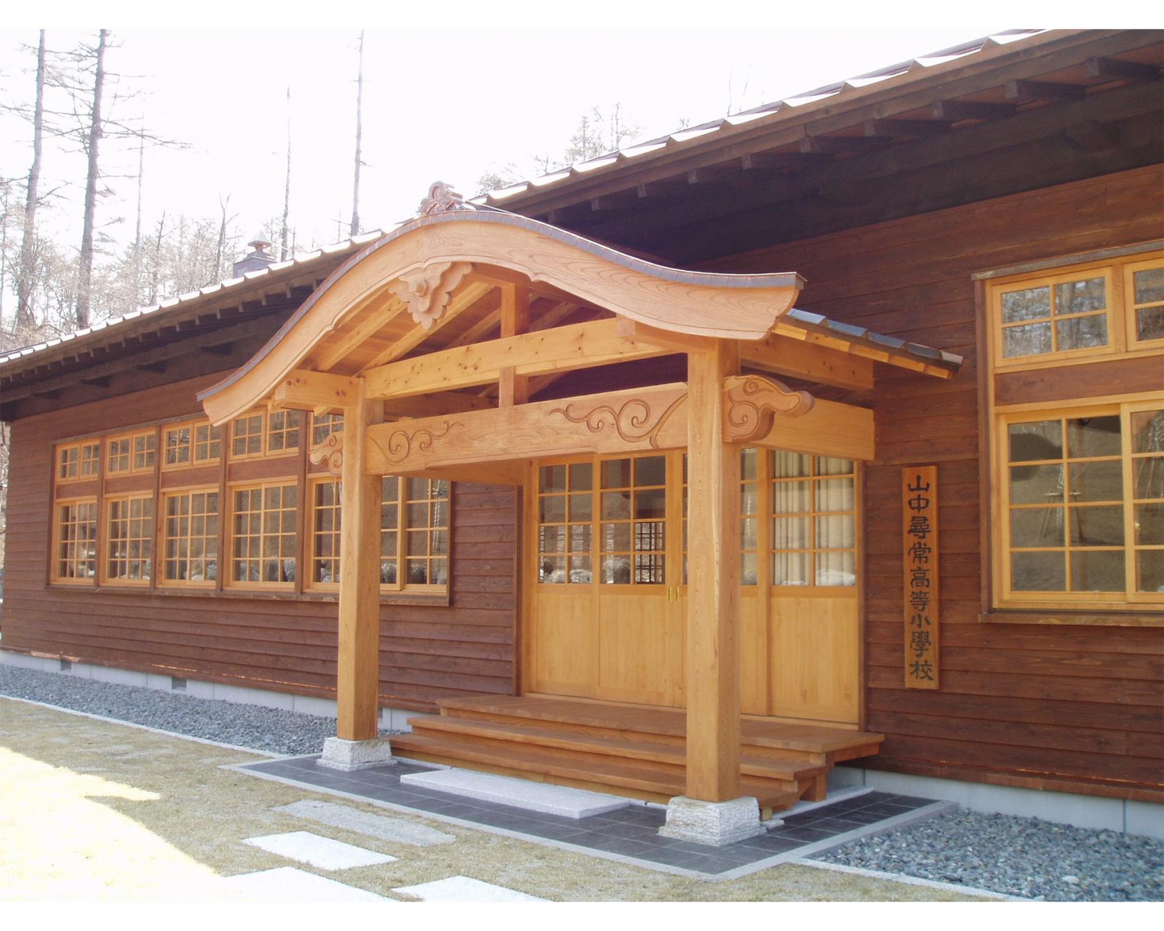 Yamanakako Public Library-2