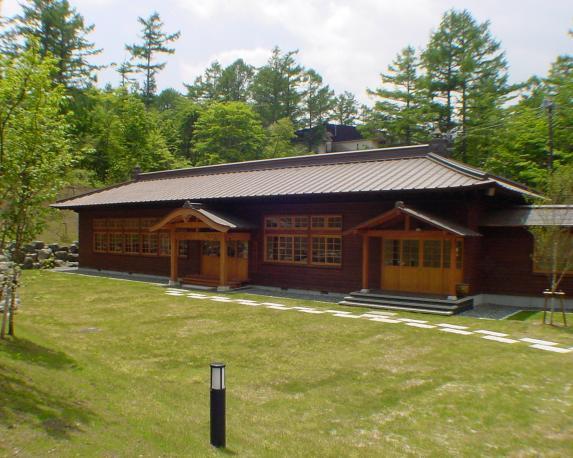 Yamanakako Public Library-3