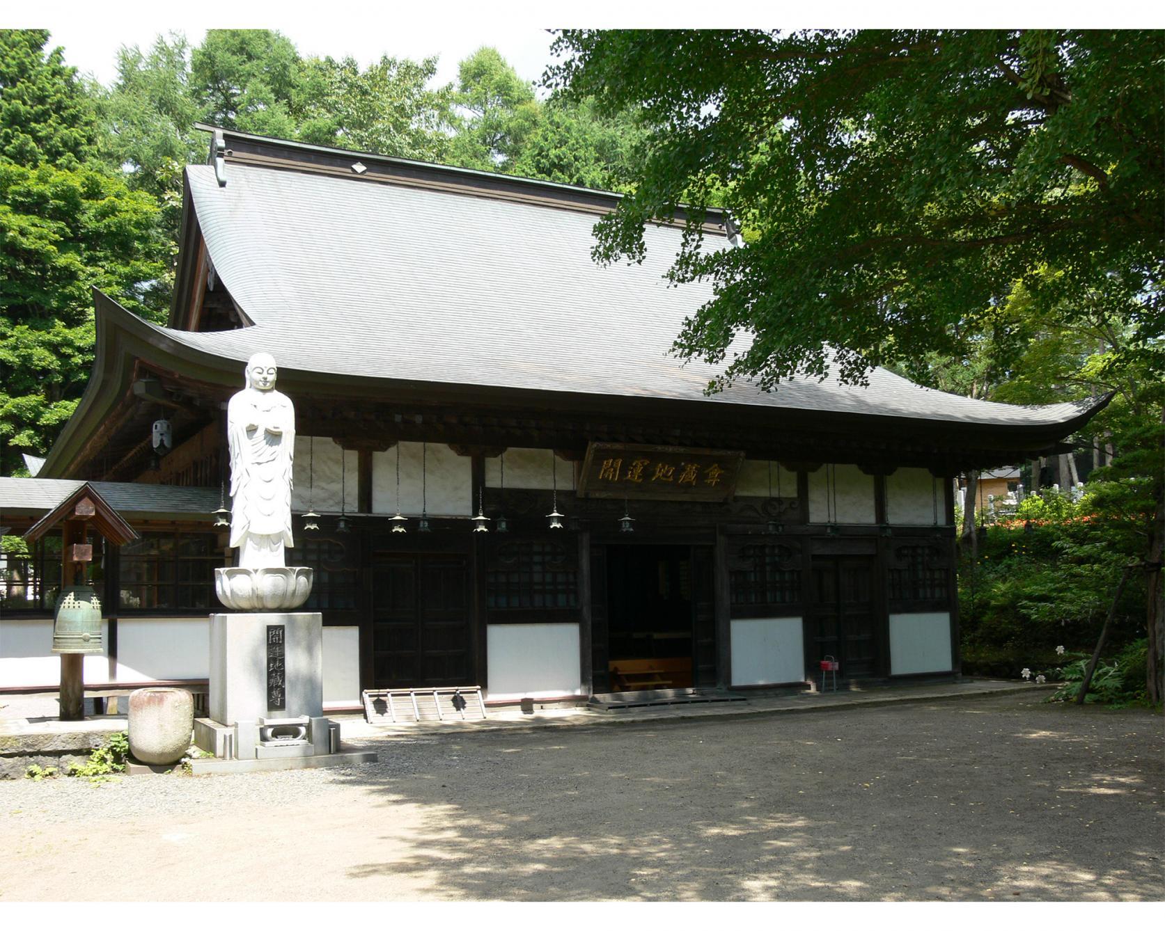 Jyutokuji (Temple)-1