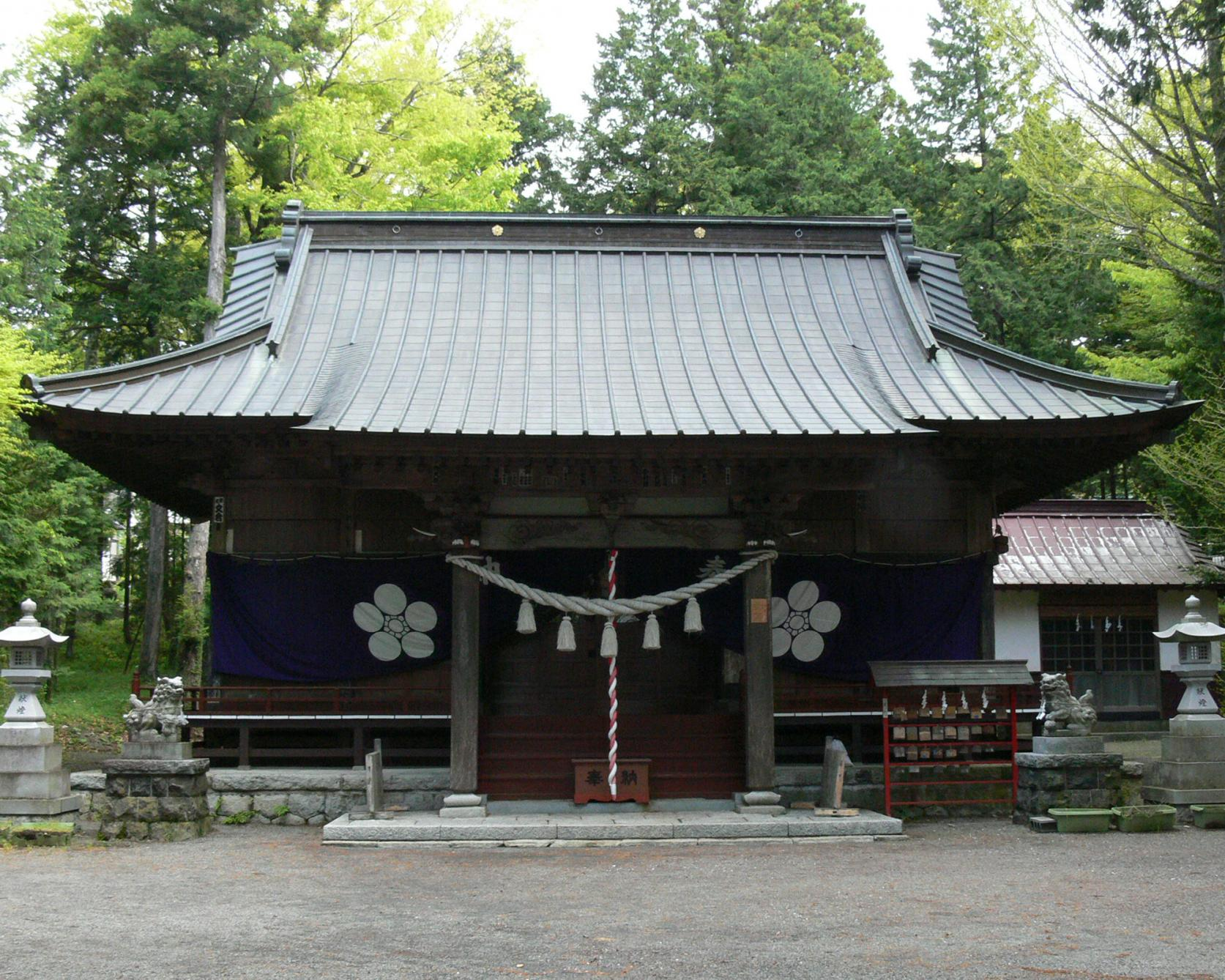 Hirano Tenmangu (Shrine)-1