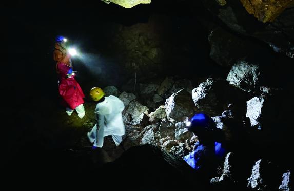 青木ヶ原樹海と【洞窟】探検-0