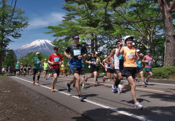 【2021年は中止】スポニチ山中湖ロードレース-0