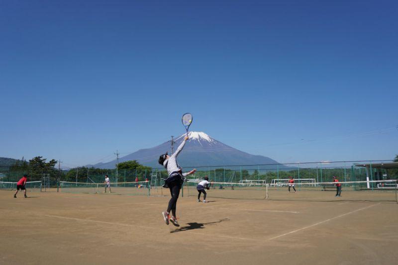 Mt. Fuji Cup テニス大会-1