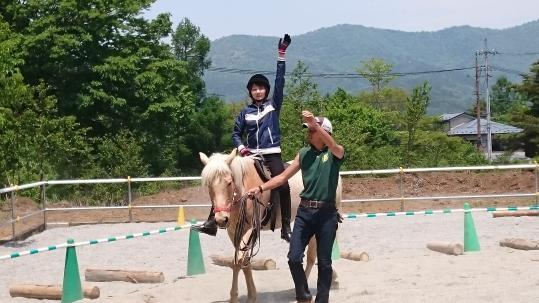 バランスレッスン・フィットネス乗馬-3