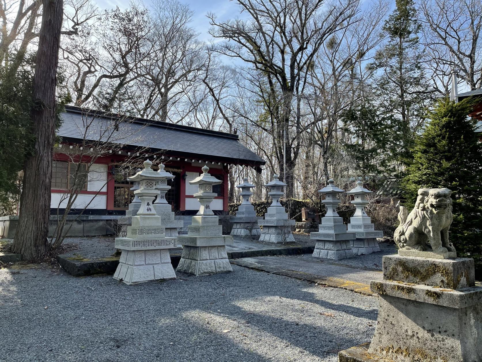 山中浅間神社-2