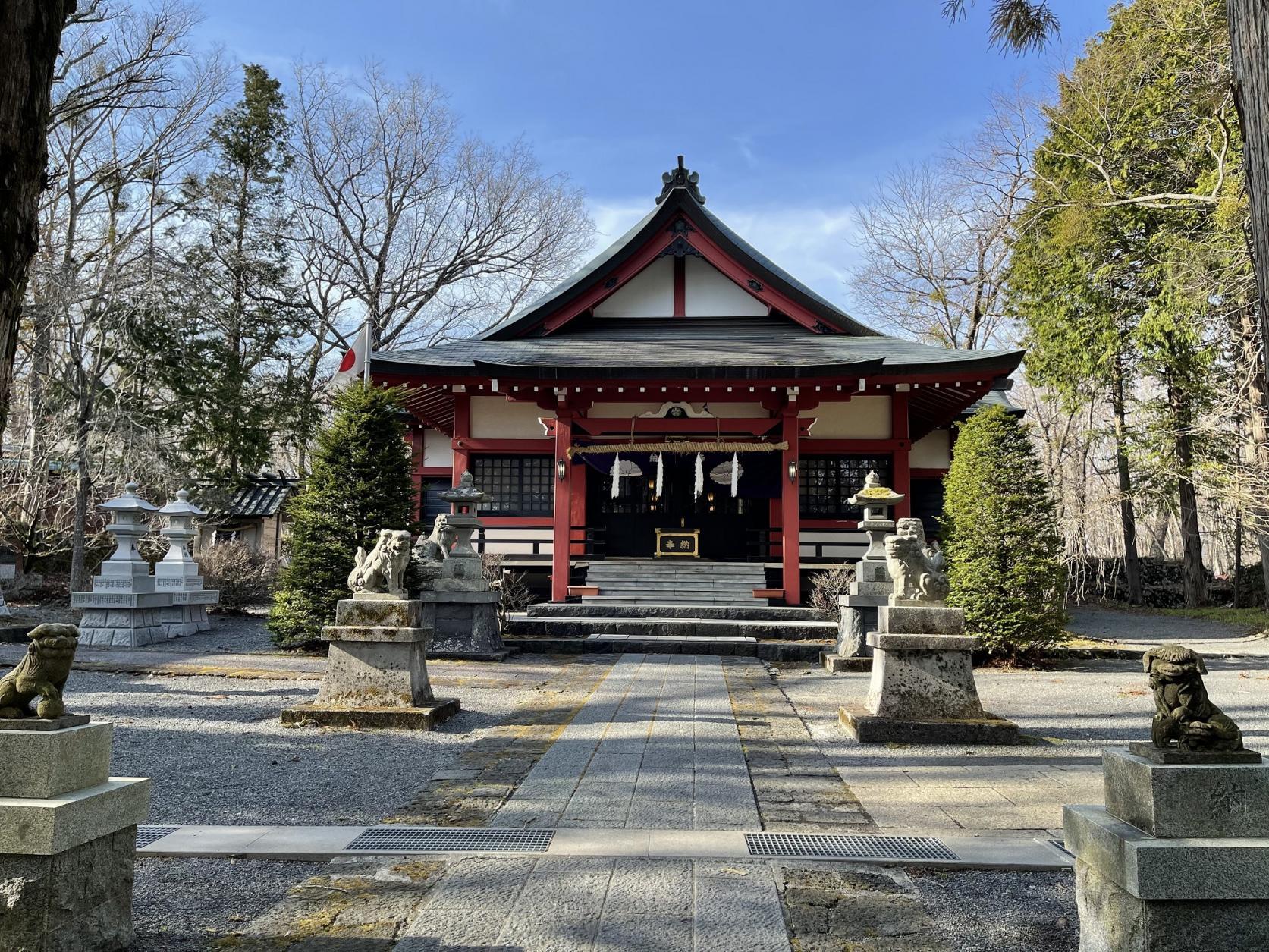 山中浅間神社-1
