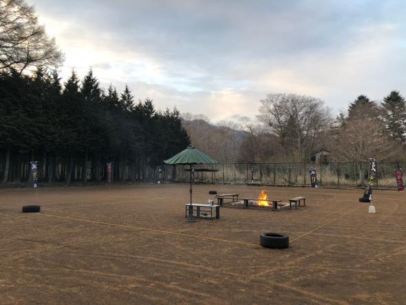 山中湖ふじのもりオートキャンプ場-2