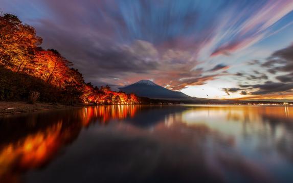 山中湖-4