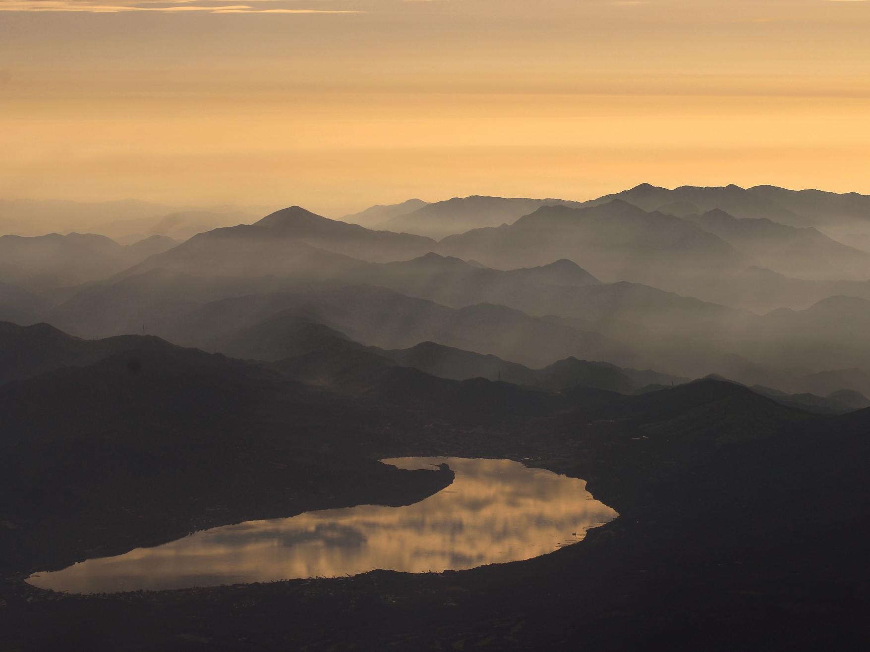 山中湖-1