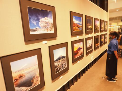 第14回山中湖フォトグランプリ写真展-1