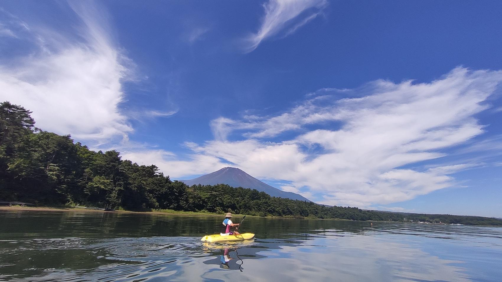 すいすい漕げる!レンタルカヤック-1
